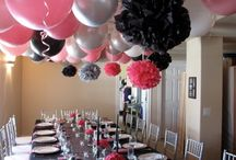 party Decorating / by Cheanna Nelson