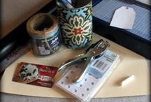 Organize / by Heather Potts