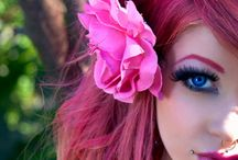 makeup, hair, accessories, beauty / All the makeup, hairstyles, beauty tips that I love.   / by Mickie Stroud