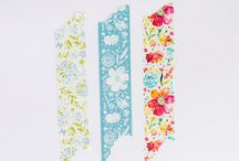 //Creative// Washi tape / by Esther