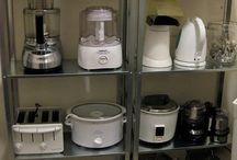 Top Kitchen Appliances / Different Kitchen Appliances ~ Small and Large / by Jennetta Day-Shiff
