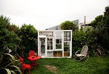 Greens, Garden and Outdoors / by Crit Gordon