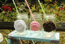 Endless uses for mason jars / by Natural Nostalgia