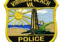 VBPD Patches / by Virginia Beach Police Department
