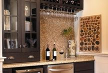 A Little Wine(ing) / Wine cellar inspiration  / by Designs By SKill
