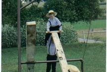 Amish / by Toni Jeter-Stanton