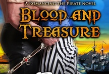 My Pirate Novel Inspiration / Images of inspiration to my pirate series / by Jennifer Bray-Weber