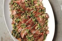 Beef recipes / by Lisa Mendicino