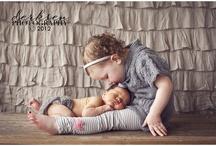 My baby girls / by Sheridan ElKouri