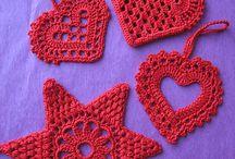 crochet - shapes / by Patti Colling-Seeman