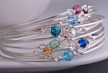 Bracelets / by Melanie Wood