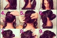 Prom Hairstyles  / by Leigh Dunkley