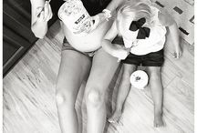maternity & baby picture ideas / by Ashley Duesler