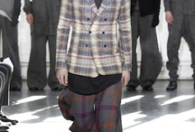 F/W 2012 Trend Guide: Check Mate / From red ginghams to green tartans, the fall/winter 2012 runways saw us seeing a whole lot of checks. Warm up with this cozy look this winter, ideal for the slopes or  weekend trip to the cabin. / by Sharp Magazine