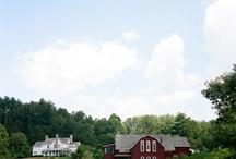 Barns, Farms & Stuff / by Vicki Hans