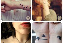 Tattoos / by Ali Harvey