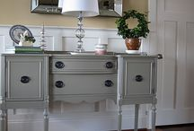 old furniture made new / by Judy Beam