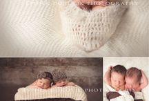 Newborn photos / by Amy Claycomb