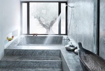 Bath Rooms, Showers / bathrooms, showers / by Ori Moses Ron