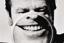 My name is ... jack nicholson / by ℳaxine Appleby