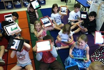 iPads in the Classroom / by Kristin Howe