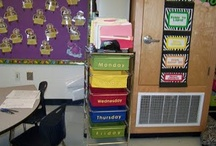 My Classroom and Blog! / by Sherry Carver