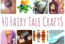October Fairy Tale Unit / by Bonnie Cline