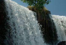 Waterfalls/cachoeiras / by Ivanilde Payne