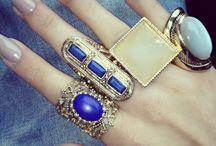 Rings  / by Lauren Gould