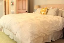 Bedrooms / by Dawn Kerrigan