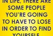 Quotes / by Amanda Sidock