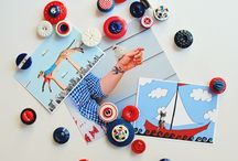 Vintage buttons / by Danielle Ghiggeri