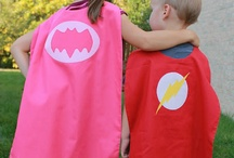 Super Boys! / by Abbey Griffith