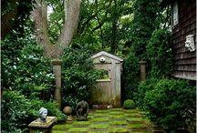 Gardens and Back Yards / by JoshuaHoward