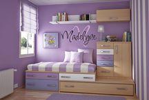 HOME-- Dream Kids Rooms Ideas / by Julie Purkey