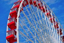 RIDE OF YOUR LIFE / Rides From Carnivals, Fairs, Boardwalks & Anywhere Else You Find Cool Rides / by Susan Waldrep-Brown