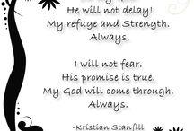 God will come through / by Corina