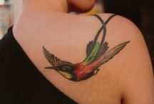 Tattoos / by Kelley Snyder Aisher