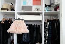 Home - Closet / by Carrie Callahan