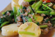 Thai food / by Fai Jones