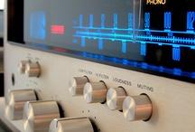 My Vintage Audio / My Favorites Devices / by Yusuf Kırbaç