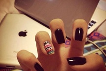 Hair and nails / by Caroline