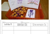 Kindergarten Reading/Writing / by Kimberlee Fulbright