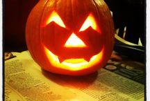 Pumpkins  / by Candace McKenzie