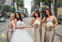 Mocha/Champagne Wedding / by The American Wedding
