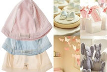 PL-Classic Layette Collection / Classic Layette Collection, Captures both classic and contemporary styling, the collection and its four signature colors are inspired by the timeless delight of new born babies. / by PAIGELAUREN los angeles