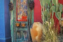 Southwestern Style and Design / by Karen Hickerson ~ Bohemian Babe Art