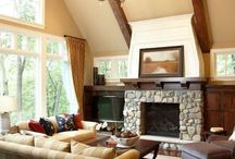 Interior Design - Living Rooms/Family Rooms / by Zsoka Scurtescu
