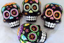 DecorObsession : Dia De los Muertos  / by Lindzi Armstrong