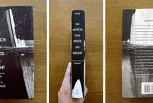 Book Cover Inspiration / by Neil Swaab